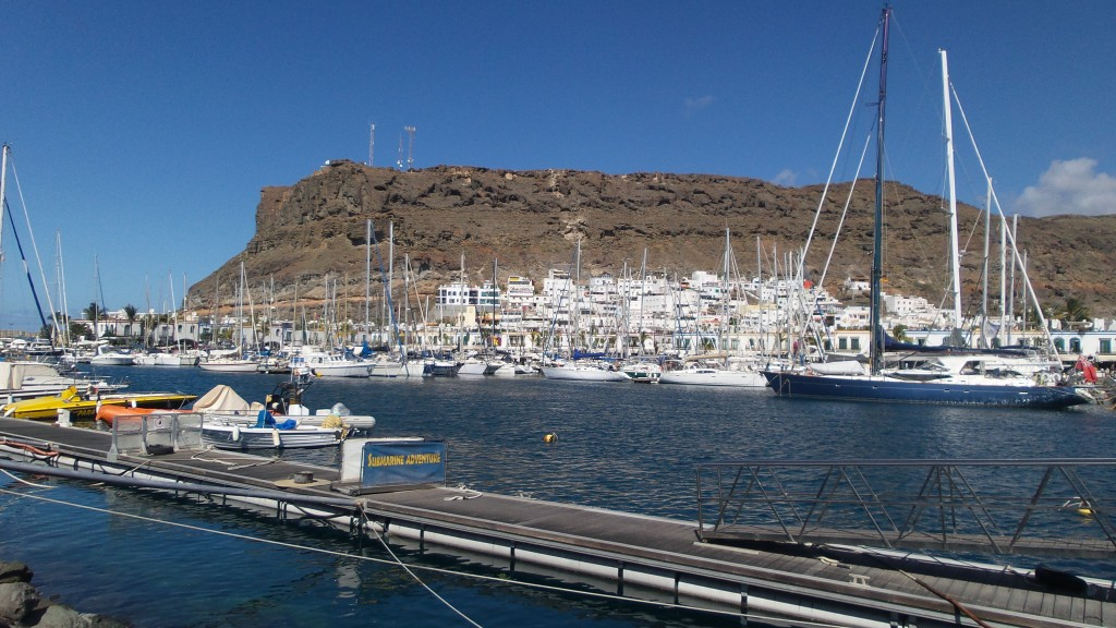 6 Puerto de Mogan